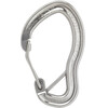 AustriAlpin Micro Wire Stainless Steel Carabiner with Splint